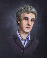 Peter Capaldi by nokeek