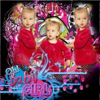 Oh Baby Girl by Nickoland