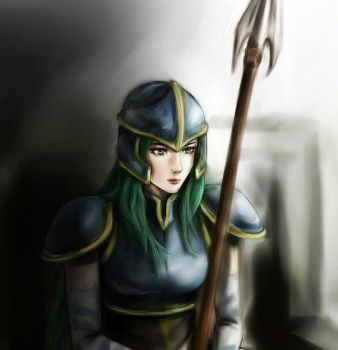 Nephenee \Fire Emblem by ReySilver