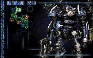 Armored Core 2 by gohan127