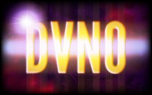 DVNO: They are 4 capitol letters printed in gold. by dadio46