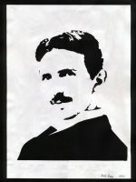 Nikola Tesla by you95100