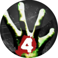 Left 4 Dead Icon by JebusFist