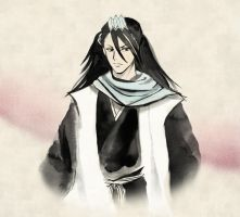 Byakuya for tomoe2005 by foo-dog