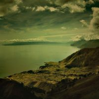 Pearl of Toba Lake by andriazmo