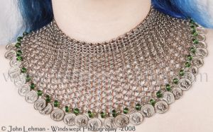 Large Collar Piece by LadyLockeout