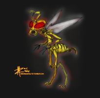 Wasp Thing by Trigus