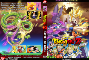 Dragon Ball Z - Battle Of God by moltonel72
