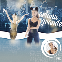 PNG Pack(271) Ariana Grande by BeautyForeverr