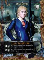 Jill Battlesuit Card by Yuanie by HuangZhenyangHZ