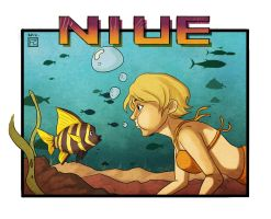 Away to Niue! by Eliket