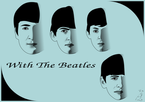 With The Beatles by FoolEcho