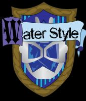 Water Style Emblem by Isamu00