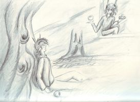 Catharsis art part one: cos play.. by Roseprincess1