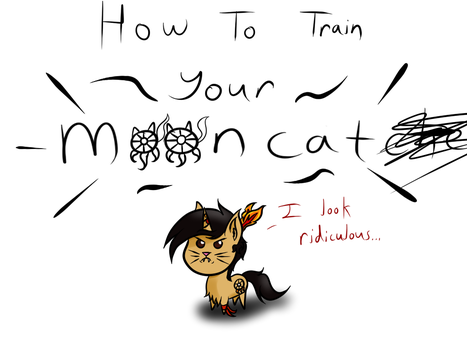 How To Train Your Mooncat. by MoonOfSouls