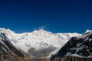 ABC Trek - Annapurnas 1 by LLukeBE