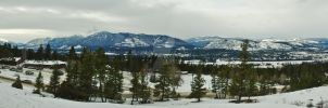 Fairmont Resort Panoramic by bellafreck