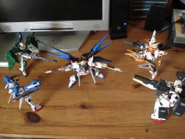 Gundam Meisters V S-Freedom by Deadman0087