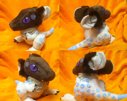 Astrid Plushie by Glacdeas