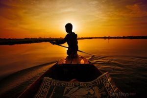 1$ boat ride by sifu