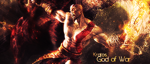 Kratos V3 by Kash2Smash