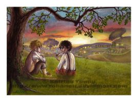 The Shire - Remake by RohanElf