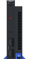 Sony PlayStation 2 by BLUEamnesiac