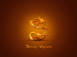 Safara Dragon Logo by KarimFakhoury