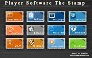 Player Software The Stamps by enables
