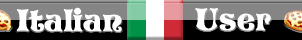 Italian User Signature Banner by DottGonzo
