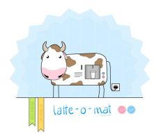 latte-o-mat... by shecro