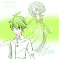 Pokemon Trainer Wally by Grynti