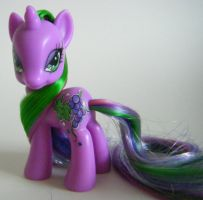 My Little Pony OOAK FiM G4 Merlot by eponyart