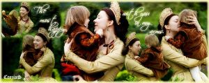 Anne and Elizabeth by CreziaS