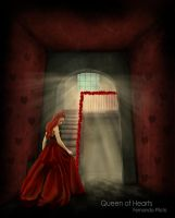 Queen of Hearts by fernandda