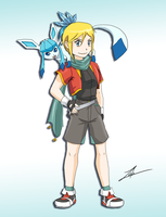Kyu Pokemon Ranger- Request by girldirtbiker