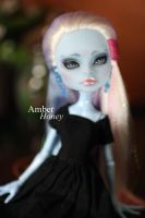 Abbey repaint - detail II by Amber-Honey