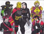 Iron Grenadiers High Command by Crash2014
