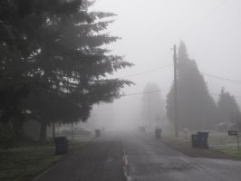 Fog as Thick as... by The-Brade