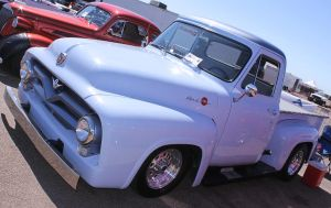 Lavender F-100 by StallionDesigns