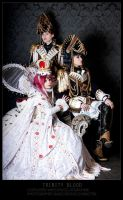 Trinity Blood: Albion by WeissEpilog