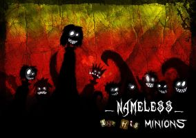 _Nameless_ and his Minions by NamelessPL