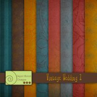 Vintage Wedding2 by paperstreetdesigns
