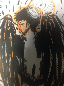 intober= castiel by dango117