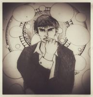 Dylan Dog - Powerless by ThitaniumPrince