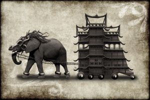 The Convoy by Jessimie