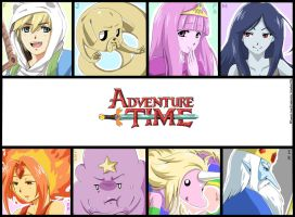 Adventure time by Jakenrico