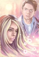 Jack and Rose by diable6