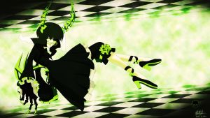Black Rock Shooter TV - Dead Master by Essynthesis