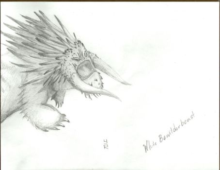 HTTYD 2 doodle by musicluv